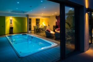 What's the Ideal Temperature for a Home Hot Tub?